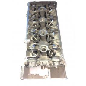Головка блока ЗМЗ-405, 409 с клапанами прокладкой и крепежом (пятиопорная)