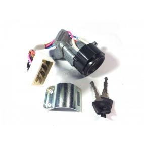 """Выключатель зажигания Евро 4 (двухрядный разъём), без выключателей замка передней двери (""""личинок""""), установка транспондеров иммобилайзера (""""чипов"""") -  невозможна Автокон"""