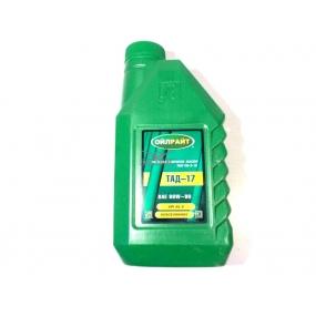 Масло трансмиссионное минеральное Oil Right - ТАД 17 (ТМ-5-18) - (1 литр)