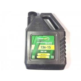 Масло трансмиссионное минеральное Oil Right - ТЭп-15 (ТМ-2-18) - (3 литра)