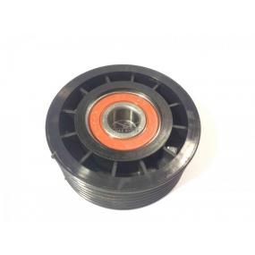Ролик Ф 59 мм, натяжной без кронштейна ремня привода вентилятора ЗМЗ-4091.10