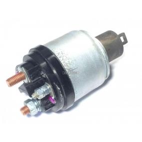 Реле втягивающее БАТЭ  5112 (406 редукторного стартера БАТЭ 5112.3708 и 402 редукторного стартера 6502.3708 + сердечник) на стартер 6512.3708 не применяется.