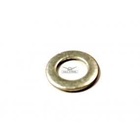 Прокладка уплотнительная (шайба алюминиевая вн. Ф 10) трубки подачи масла ЗМЗ-51432 (Евро-4)