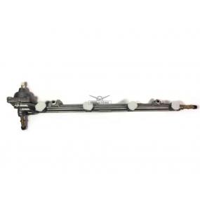 Топливопровод со штуцером и клапаном (под быстросъёмное соединение) ЗМЗ-40522, 4062