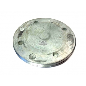 Крышка подшипника промежуточного вала КПП переднего с.о. (алюминиевая)