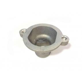 Крышка корпуса термостата ЗМЗ-409, ЗМЗ-5143