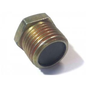 Пробка сливная (с магнитом) - ( 5-ти ступенчатой КПП Автодетальсервис н.о.)