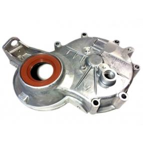 Крышка распределительных шестерен УМЗ 4216 с сальником (Газель - инжекторный двигатель)