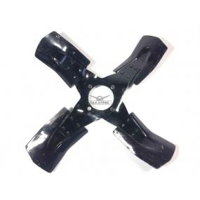Вентилятор УАЗ под гидромуфту (4 лопасти)