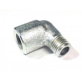 Штуцер датчика давления масла ЗМЗ-514 (угловой)