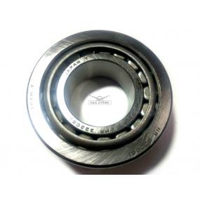 Конический подшипник промежуточного вала задний 5-ти ступенчатой КПП DYMOS (43232T01090) - (32206М)
