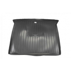 Поддон багажника УАЗ-Patriot (старого образца - до 2015 года) пластик