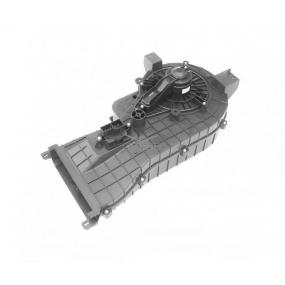Электровентилятор охлаждения (с корпусом, с фильтром, с регулятором оборотов)