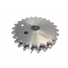 Звездочка распределительного вала (цепь двухрядная, втулки Ф 6,35 мм) ЗМЗ-406