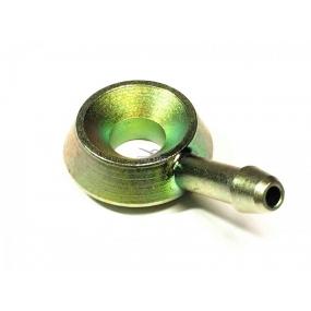 Штуцер поворотный к форсунке 4-го цилиндра Bosch 2916795006 ЗМЗ-514.10, 5143.10-41, 5143.10-50, 5143.10-80