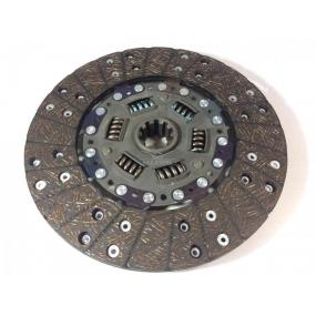 Диск сцепления ВЕДОМЫЙ И НАЖИМНОЙ (LUK) - (нажимной диск лепестковый) - (крепится на отверстия для рычажной корзины)