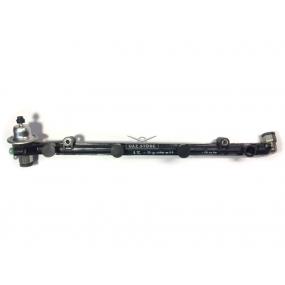 Топливопровод со штуцером и редукционным клапаном ЕВРО-2  (УАЗ с двигателем 4091.10, ГАЗ с двигателями ЗМЗ-4062.10, 40522.10, 4052.10)