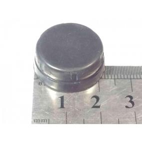 Манжета черная Ф 22 глухая (уплотнительная поршня главного цилиндра сцепления)