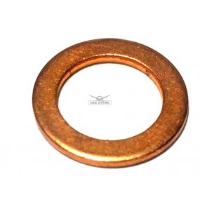 Уплотнительное кольцо (Ф10) 5-и ступенчатой КПП DYMOS K995621000 - болта оси заднего хода