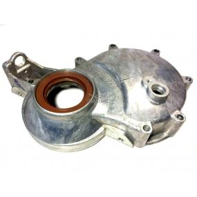 Крышка распределительных шестерен УМЗ 4213 с сальником (УАЗ - инжекторный двигатель)