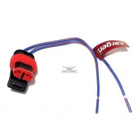 Разъём 2-ух контактный с проводами - Катушки зажигания 405.3705 (АХ-500)