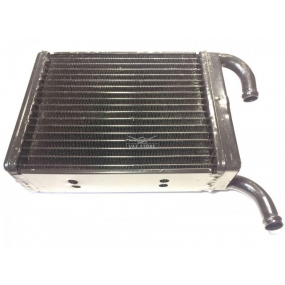 Радиатор отопителя Patriot медный (ШААЗ)