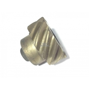 Шестерня ведущая привода масляного насоса с гайкой ЗМЗ-405, 406, 409, 514