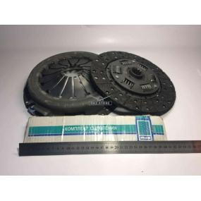 Диск сцепления (комплект) ведомый и нажимной Patriot с двигателем IVECO (ТАЯ)