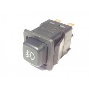 Выключатель Hunter 3832.3710-02.03 передних противотуманных фар (кнопка фиксирующаяся)