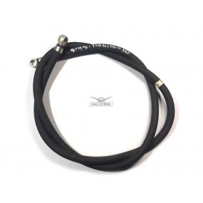 Топливопровод низкого давления ЗМЗ-514 (длина 1720 мм, кольцо под штуцер на 12 и кольцо под штуцер на 10)