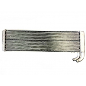 Радиатор отопителя алюминиевый 469 под шланг Ф 18