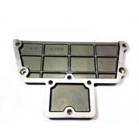 Крышка задняя головки блока цилиндров (квадрат с 4 отверстиями) ЗМЗ-405, 406, 409