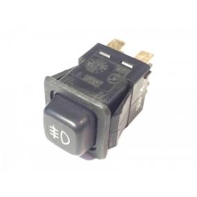 Выключатель Hunter 3832.3710-11.04/11.07 заднего противотуманного фонаря (кнопка нефиксирующаяся)