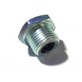Пробка маслосливного отверстия (магнитная) 5-ти ступенчатой КПП DYMOS (52213T00040)