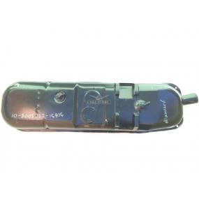 Бак топливный Patriot правый для автомобилей с двигателем IVECO (без отверстия по электробензонасос)