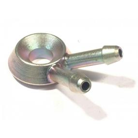 Штуцер поворотный к форсунке Bosch 2219795005 ЗМЗ-514.10, 5143.10-41, 5143.10-50, 5143.10-80