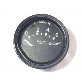 Приемник указателя давления масла н.о. (для автомобилей с инжекторным двигателем)