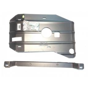 Защита коробки передач и раздаточной коробки Hunter - штампованый лист