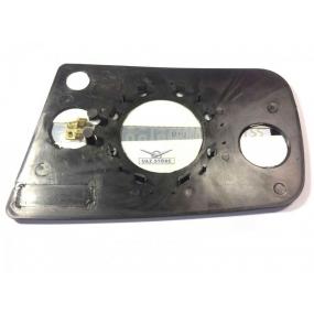 Зеркальный элемент с держателем и и электрическим обогревом стекла (для автомобилей до 2015 года) правый