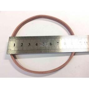 Кольцо гильзы блока цилиндра уплотнительное (резиновое) красное