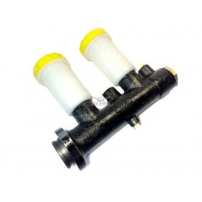 Цилиндр главный гидравлических тормозов с двумя бачками без сигнального устройства Keno (KNU-3505010-72)