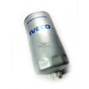 Фильтр топливный грубой очистки двигателя IVECO (Без кронштейна) I908547