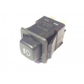Выключатель Hunter 3832.3710-10.03 передних противотуманных фар (кнопка фиксирующаяся)
