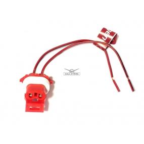 Разъём 2-ух контактный с проводами - адсорбера (АХ-314)