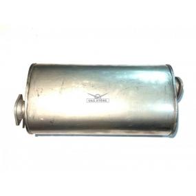 Глушитель 452 (инжекторный двигатель)/Hunter (дизельный двигатель) - (1-ый фланец с 2-мя отверстиями на прямой трубе 4 см, 2-ой фланец с 3-мя отверстиями на прямой трубе 4 см)