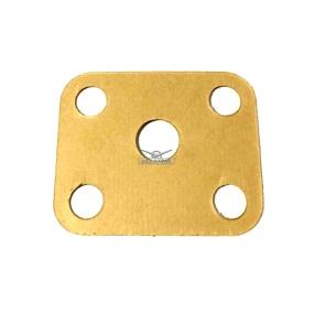 Прокладка рычага поворотного кулака (между рычагом и корпусом)