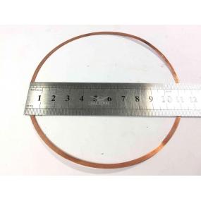 Кольцо гильзы блока цилиндра уплотнительное (медное) ЗМЗ 410