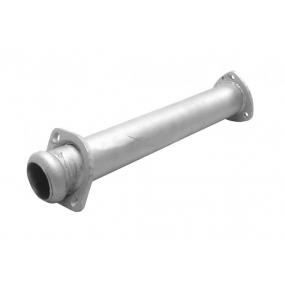 Труба переходная (взамен нейтразилатора) - неподвижный фланец на 3 отверстия, подвижный фланец на 2 отверстия