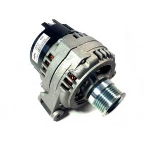 Генератор КЗАТЭ 120А, 14В (шкив под ремень 6РК, для двигателей ЗМЗ-405, 406, 409 Евро-2)
