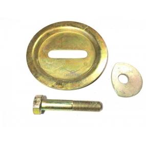 Болт М14х1,5х70 крепления запасного колеса с шайбами 469